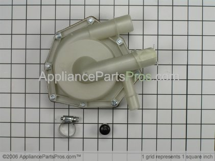 GE Pump Assembly WH23X61 from AppliancePartsPros.com
