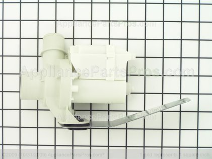 GE Pump & Bracket Asm. WH23X10019 from AppliancePartsPros.com