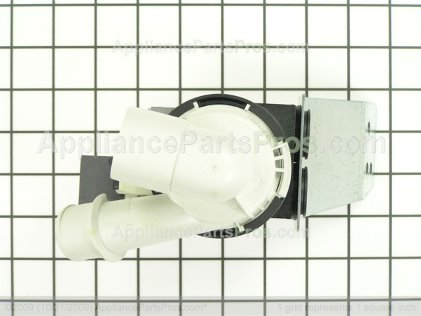 GE Pump/brake Assembly WH23X10015 from AppliancePartsPros.com