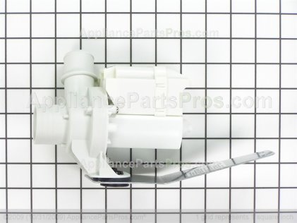 GE Pump & Brkt 220V/60HZ WH23X10024 from AppliancePartsPros.com