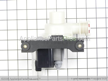 GE Pump Drain WH23X10016 from AppliancePartsPros.com
