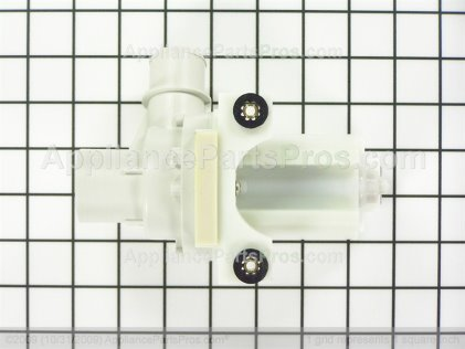 GE Pump Drain WH23X10040 from AppliancePartsPros.com