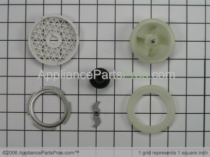 GE Pump Seal and Impeller Kit WD19X10032 from AppliancePartsPros.com