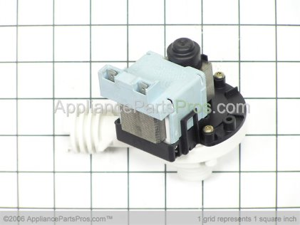 GE Pump WD19X10015 from AppliancePartsPros.com
