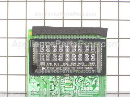 GE Pwb(pcb) Asm Sub WB27X10866 from AppliancePartsPros.com