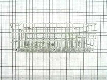 GE Rack Fixed Asm Upper WD28X10325 from AppliancePartsPros.com