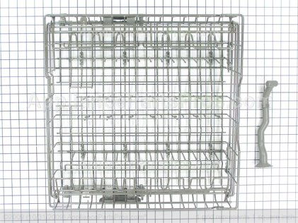 GE Upper Dishrack Assembly WD28X10410 from AppliancePartsPros.com