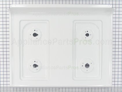 GE Range Top WB62K10048 from AppliancePartsPros.com