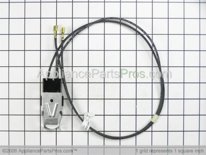 GE Receptacle WB2X8228 from AppliancePartsPros.com