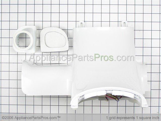 ge wr49x10091 refrigerator damper assembly appliancepartspros com ge refrigerator damper assembly wr49x10091 from appliancepartspros com