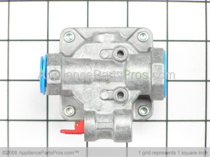 GE Regulator, Pressure WB19K10001 from AppliancePartsPros.com