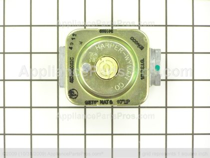 GE Regulator Pressure WB21X10155 from AppliancePartsPros.com