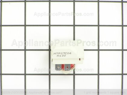 GE Relay Start WR07X10082 from AppliancePartsPros.com