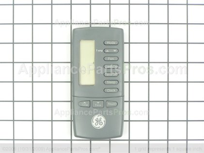 GE Remote Controller WJ26X10213 from AppliancePartsPros.com