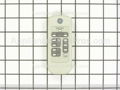 GE Remote Controller WJ26X10316 from AppliancePartsPros.com