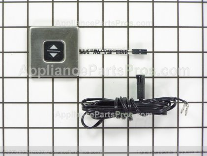 GE Remote Trim Kit Ss WB07X11200 from AppliancePartsPros.com