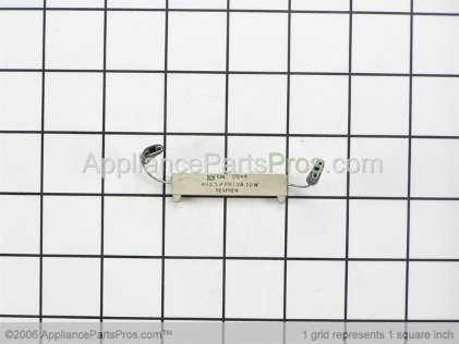 GE Resistor WE4M198 from AppliancePartsPros.com