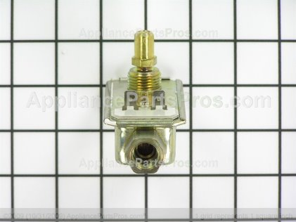GE Safety Valve Single WB19K10029 from AppliancePartsPros.com