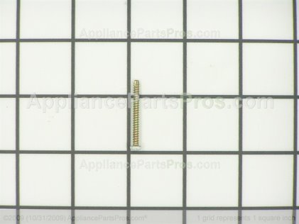 GE Screw-Grille-Almond WB01X10069 from AppliancePartsPros.com