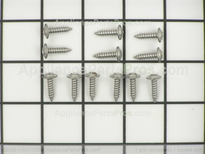 GE Screw-Pkg 12 WZ4X244D from AppliancePartsPros.com