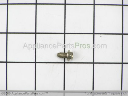 GE Screw WB1X1130 from AppliancePartsPros.com