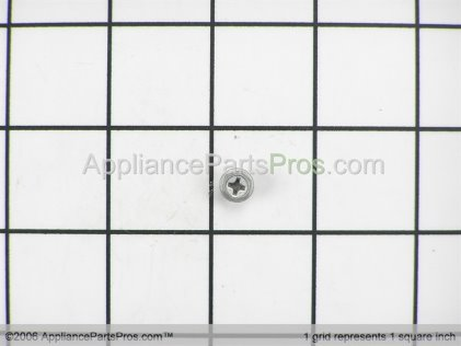 GE Screw WD02X10054 from AppliancePartsPros.com