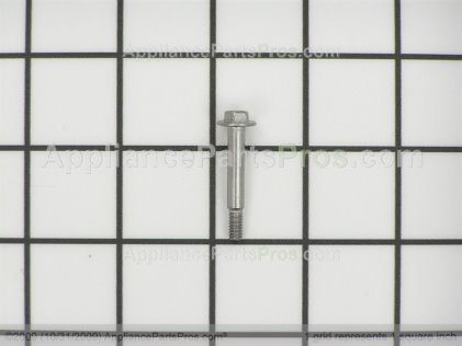GE Screw WD02X10109 from AppliancePartsPros.com