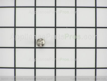 GE Screw WH02X10001 from AppliancePartsPros.com