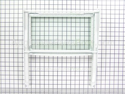 GE Shelf Asm Tuckaway WR71X10747 from AppliancePartsPros.com