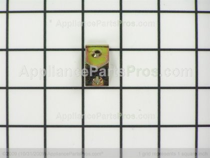 GE Shelf Bracket WR2X8839 from AppliancePartsPros.com