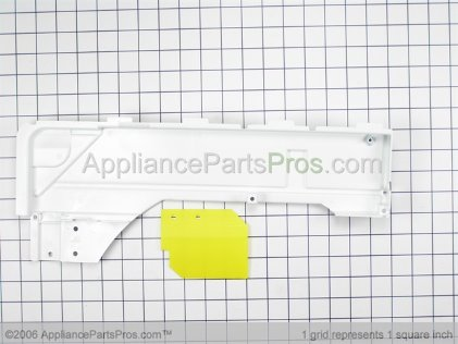 GE Shield Assembly Top WH44X1226 from AppliancePartsPros.com