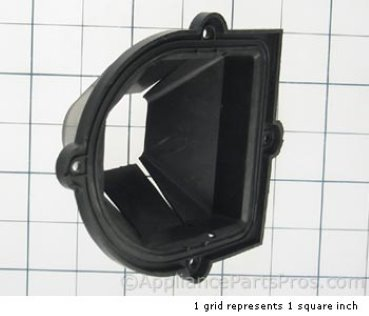 GE Shield Assembly WR17X5881 from AppliancePartsPros.com