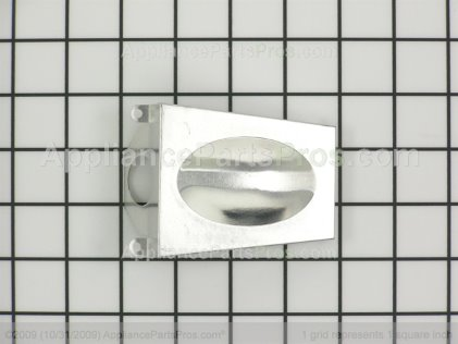GE Shield, Front Light WR02X11069 from AppliancePartsPros.com