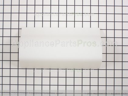 GE Freezer Light Shield WR17X10765 from AppliancePartsPros.com