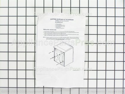 GE Shipping Brace Kit WH16X10093 from AppliancePartsPros.com
