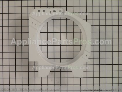 GE Shroud Condenser WR17X12713 from AppliancePartsPros.com