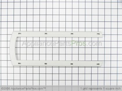 GE Slide Grid WE1M407 from AppliancePartsPros.com