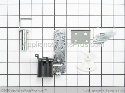 GE Solenoid Assembly WD21X10060 from AppliancePartsPros.com