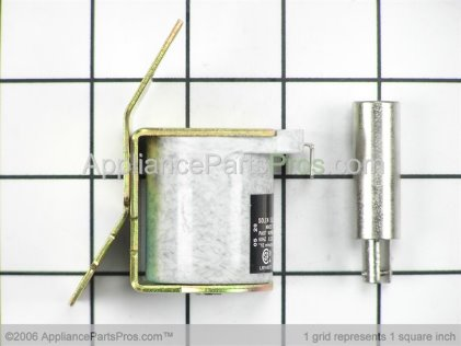 GE Solenoid Assembly WR62X107 from AppliancePartsPros.com
