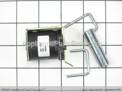 GE Solenoid Kit WD21X374 from AppliancePartsPros.com