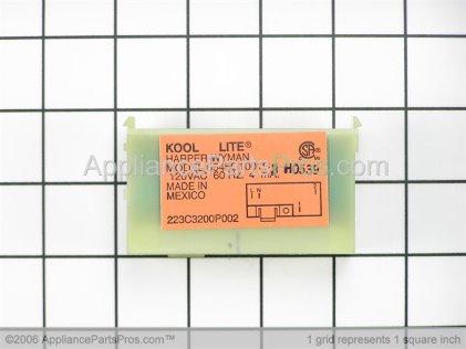 GE Spark Module (2 + 0) WB20K5037 from AppliancePartsPros.com
