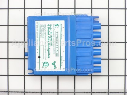 GE Spark Module (6PT) WB13K10031 from AppliancePartsPros.com
