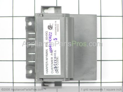 GE Spark Module WB20X10010 from AppliancePartsPros.com