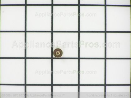 GE Special Screw WJ01X10110 from AppliancePartsPros.com