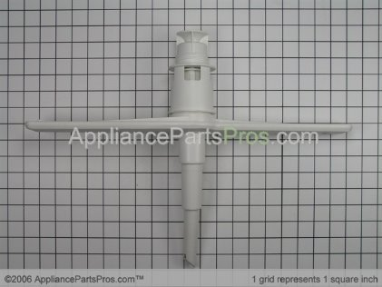 GE Spray Arm WD22X155 from AppliancePartsPros.com