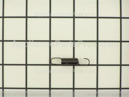 GE Spring, Latch Door WB09X10008 from AppliancePartsPros.com