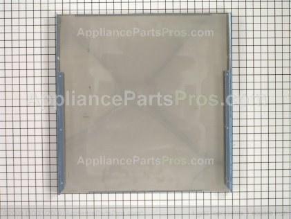 GE Ss Outer Door Panel WD31X10096 from AppliancePartsPros.com