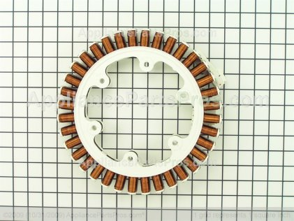 GE Stator Asm WH39X10004 from AppliancePartsPros.com