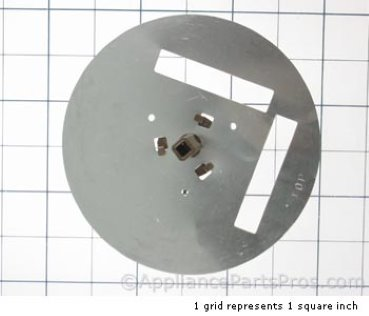 GE Stirrer Assembly WB6X496 from AppliancePartsPros.com