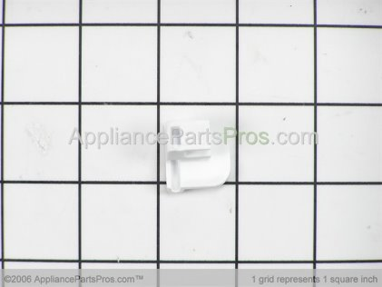 GE Stop Shelf WR02X10662 from AppliancePartsPros.com